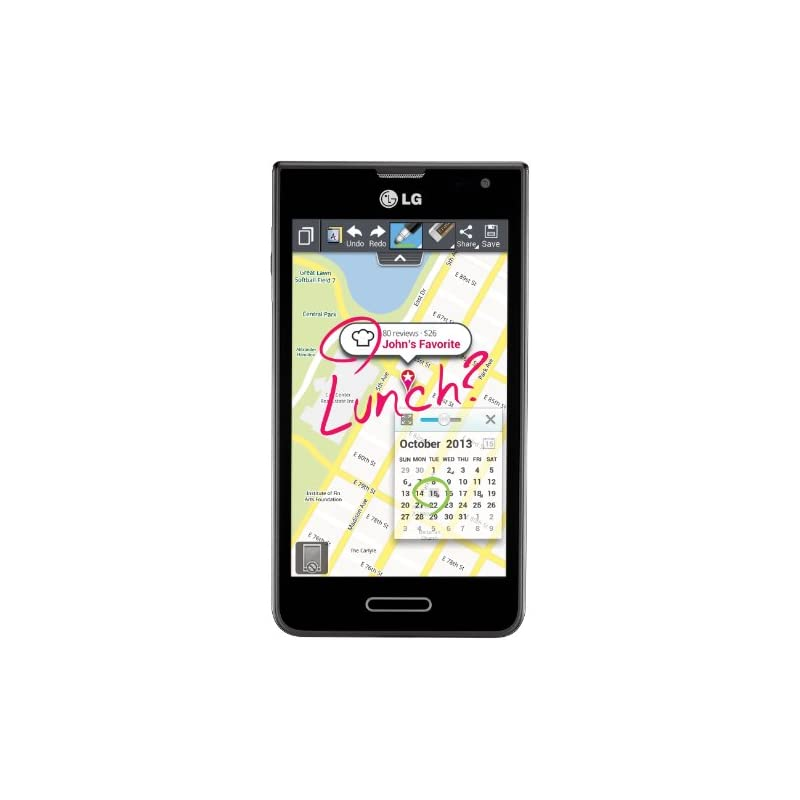 LG Optimus F3 (MetroPCS)
