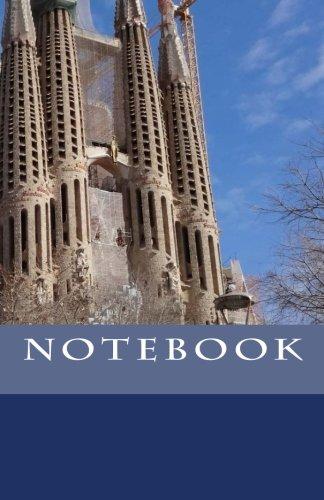 Download NOTEBOOK - Sagrada Familia pdf