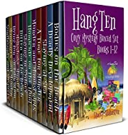 Hang Ten Australian Cozy Mystery Boxed Set: Books 1 - 12