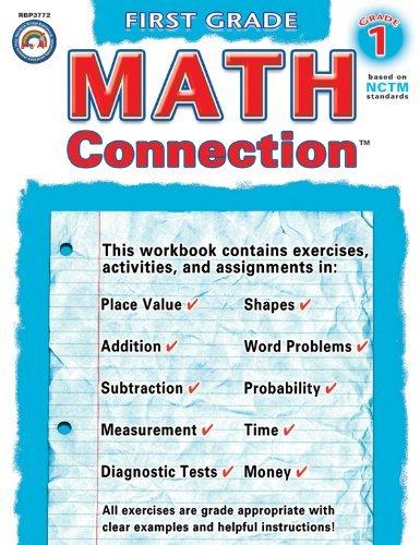 Read Online By Nancy Rogers Bosse Math Connectionƒ_½, Grade 1 (Connectionsƒ_½ Series) [Paperback] pdf epub
