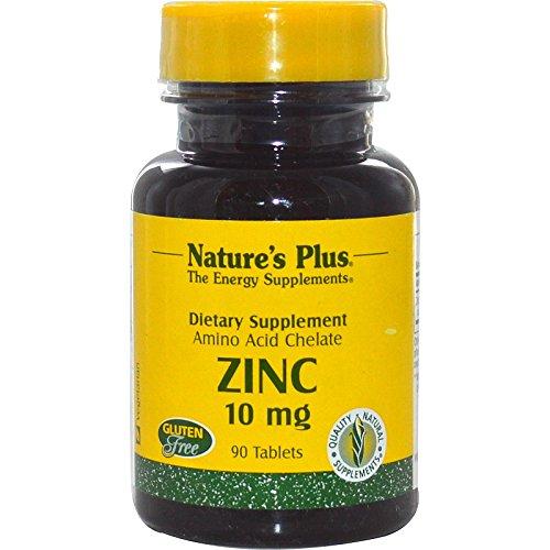 Zinc 10mg Natures Plus Tablet product image