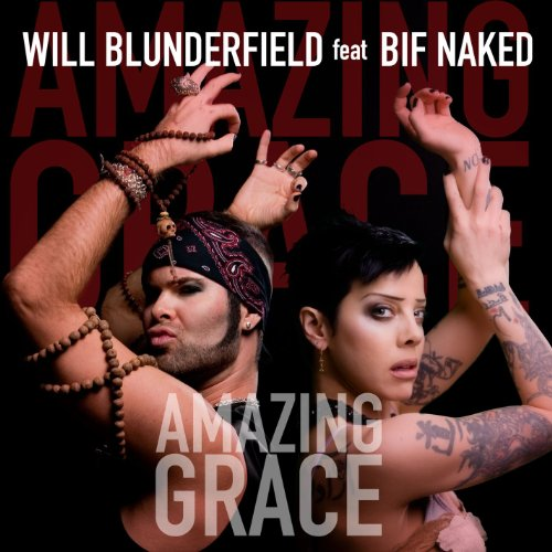 Naked Ribbons - Amazing Grace (Pink Ribbon Remixes) [Feat. Bif Naked]