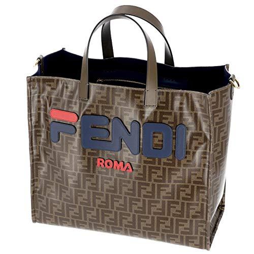 competitive price d7b15 b3fcc Amazon | FENDI(フェンディ) トートバッグ フェンディマニア ...