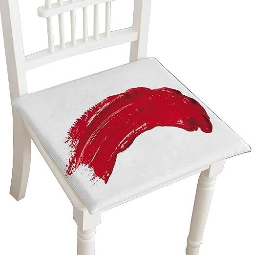 HuaWuhome Classic - Cojín para Silla Decorativa, diseño de ...