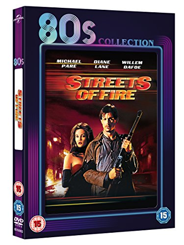 Streets of Fire - 80s Collection [DVD] [2018]