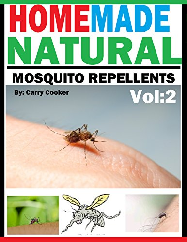 HOMEMADE NATURAL MOSQUITO REPELLENT: HOW TO MAKE HOMEMADE NATURAL MOSQUITO REPELLENTS