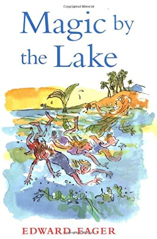 book cover of Magic By the Lake
