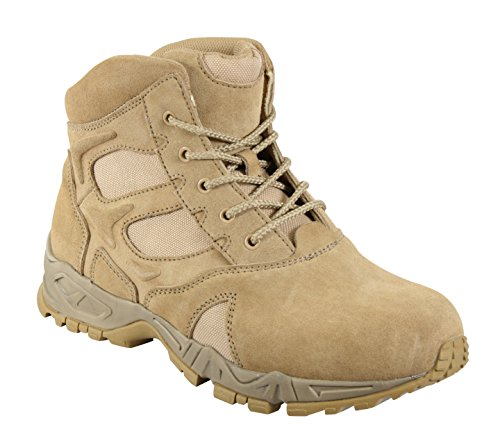 Desert Forced Entry Boot Rothco Tan 6'' t65SqpxA