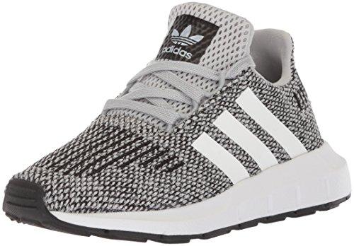 adidas Boys' Swift Run C, Grey Two/White/White, 11 M US Little Kid