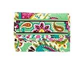 Vera Bradley Euro Wallet in Tutti Frutti, Bags Central