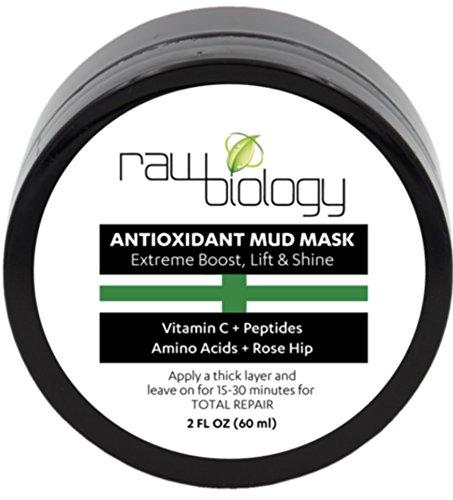Face Mask EXTREME Antioxidant Skin Brightening Detoxifying Mud Mask