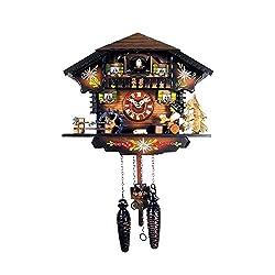 Zimmerman 9 Inch Beer Drinker Cuckoo Clock