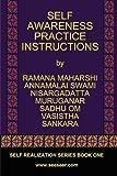 Self awareness practice Instructions, Sankara and Anonymous Awareness, 0979726719