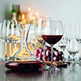 Nachtmann Vivendi Bordeaux Glasses, Set of