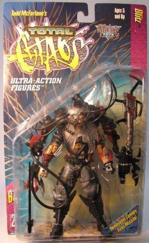 Mcfarlane Total Chaos - McFarlane Total Chaos 02 Blitz (cybernetic soldier) 97