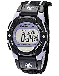 Timex Unisex T49658CS Expedition Classic Digital Chronograph Fast Wrap Watch
