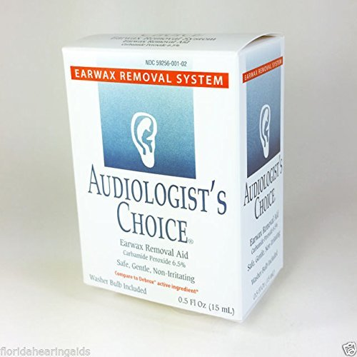 Audiologists Choice Earwax Removal System product image
