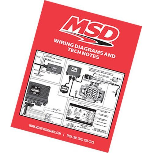 MSD Ignition 9615 Wiring Diagrams & Nte 6a Ignition Control