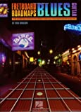 Fretboard Roadmaps - Blues Guitar, Fred Sokolow, 0634001140