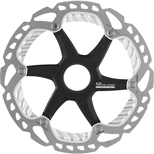 Center Lock Rotor (Shimano RT-99 Saint Ice Tech Disc Brake Rotor with Center Lock, 203mm)