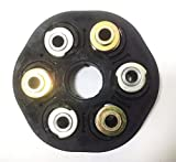 SGF GAD-145-AZ - OEM German Made Flex Coupler - Bolt Circle 80mm/Bolt Hole 10mm/Bolt Hole Length 36.50/44.50mm
