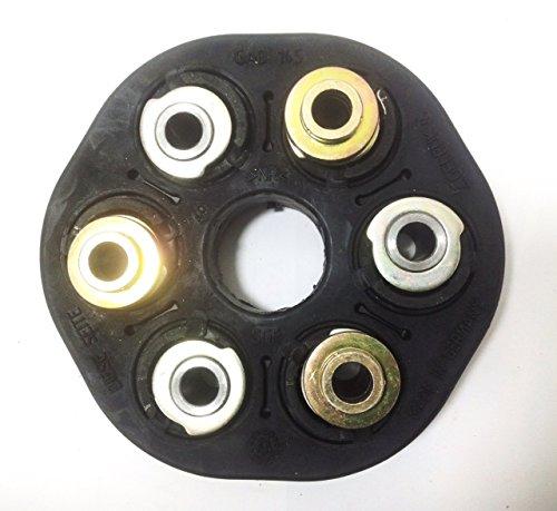 SGF GAD-145-AZ - OEM German Made Flex Coupler - Bolt Circle 80mm/Bolt Hole 10mm/Bolt Hole Length 36.50/44.50mm by SGF