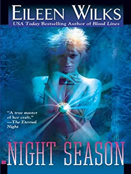 Night Season (World of the Lupi Book 4) by [Wilks, Eileen]