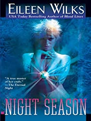 Night Season (World of the Lupi Book 4)