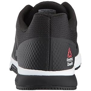 Reebok Men's Crossfit Speed TR 2.0 Cross-Trainer Shoe, Black/White/Primal Red, 10.5 M US