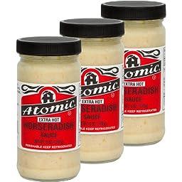 Atomic Horseradish - Extra Hot - \
