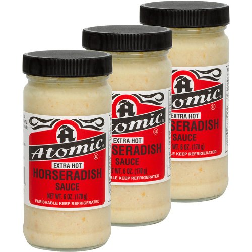 Atomic Horseradish - Extra Hot -