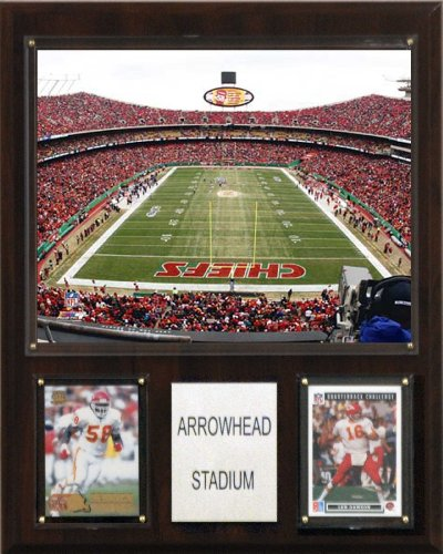 (NFL Arrowhead Stadium Stadium Plaque )