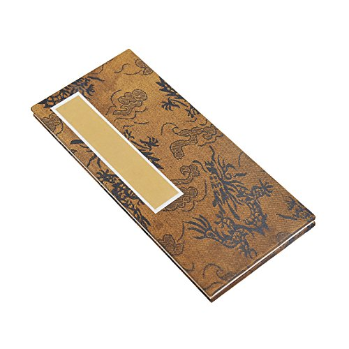 CY049 Hmayart Small Ancient Sketch-Book Made of Raw Xuan Paper (8 x 18 cm)