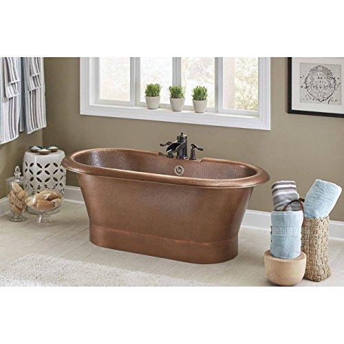 copper freestanding bathtubs - 3