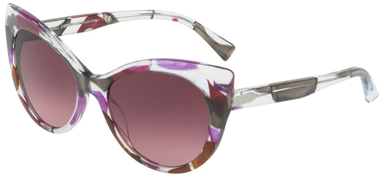 Sunglasses Alain Mikli A 5032 001//8H CRYSTAL WAVES VIOLET BROWN