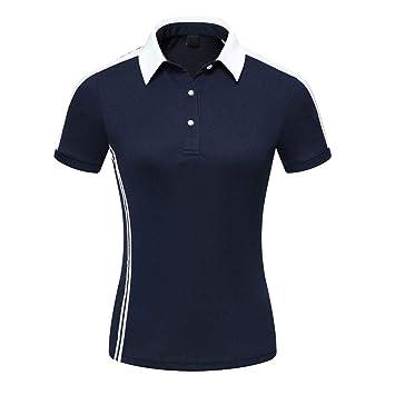 Camiseta Camiseta, Traje de Golf para Mujer Camiseta de ...