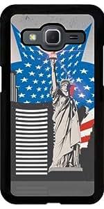 Funda para Samsung Galaxy Core Prime (SM-G360) - La Estatua De La Libertad