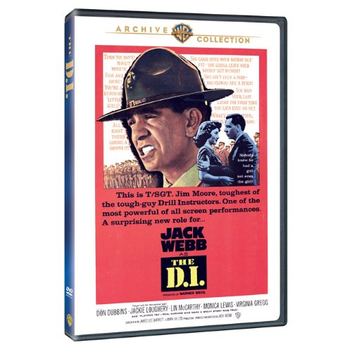 The D.I. (1957 Dvd)