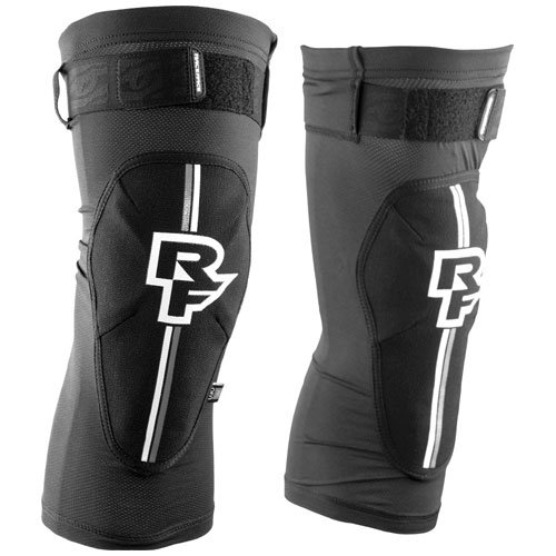 RaceFace Indy Knee Guard, Stealth, X-Large