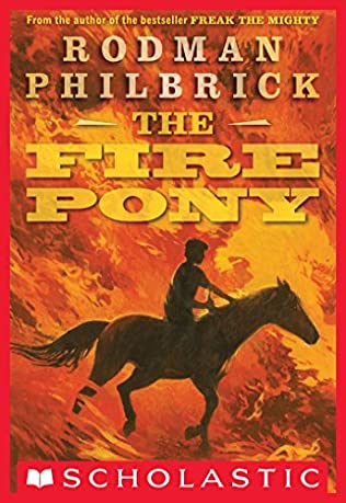 book cover of The Fire Pony