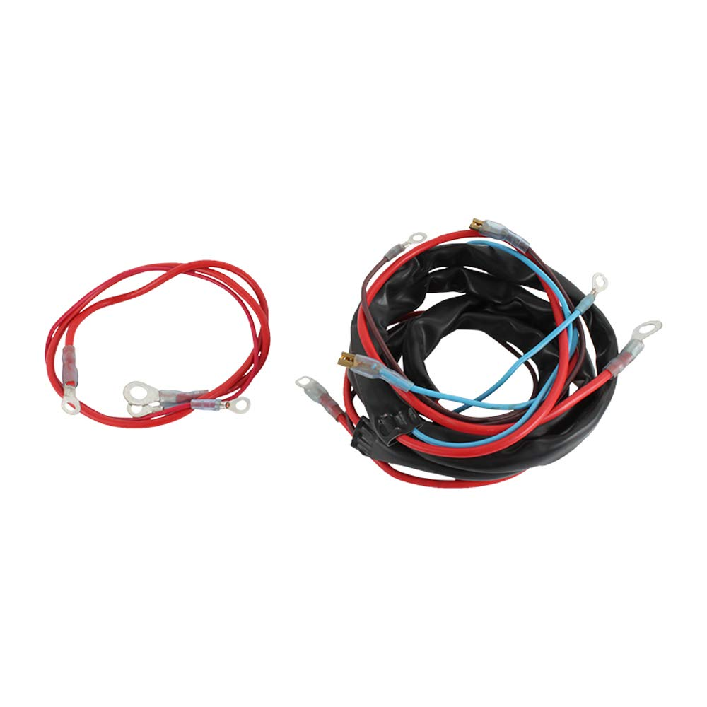 Farmall H Wiring Harness Built Home. Transmission Wiring ... on