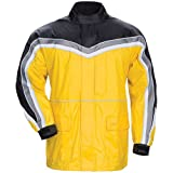 Tourmaster Elite Series II Yellow Rainsuit Jacket - XS 84-781