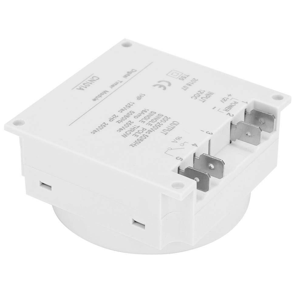 CN101A DC 12V Mini LCD Digital Microordenador Control Power Timer Switch Mini LCD Digital Timer Switch