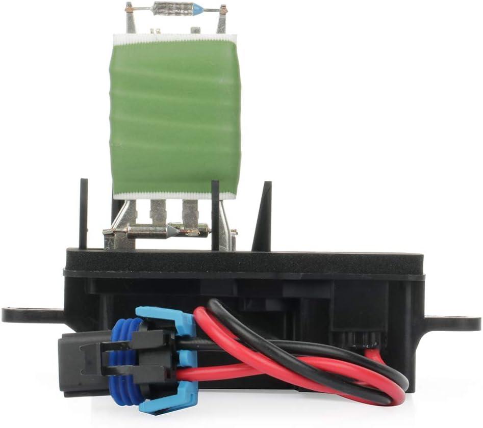 FINDAUTO AC Blower Motor Resistor Kit with Harness 22941007 fit for 2003-09 Chevrolet C4500 Kodiak //2003-09 Chevrolet C5500 Kodiak //2003-09 Chevrolet C6500 Kodiak
