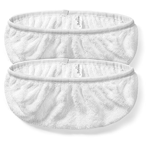 SH-WIPE TERRY CLOTH MOP COVER FOR SH-MOP, 2 PACK ()