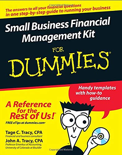 Small Business Financial Management Kit For Dummies (George Benson Just The Two Of Us)