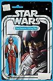 star wars 1 variant covers - Star Wars Poe Dameron #1 Cover B Variant John Tyler Christopher Action Figure Cover