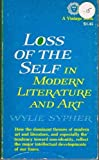 img - for Loss of the Self in Modern Literature and Art book / textbook / text book
