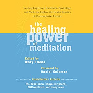 The Healing Power of Meditation Audiobook