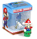 : Nintendo Super Mario Bros MARIO christmas tree ornament